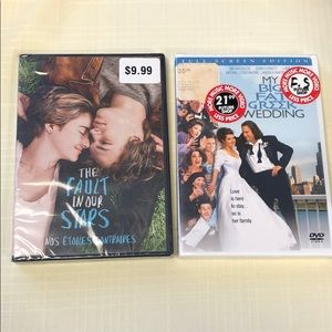 Other - Lot of 2 NWT DVDs